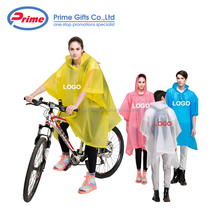 Promotional Women Rain Poncho for Sale