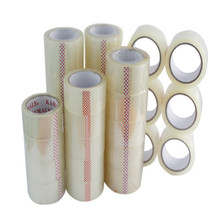 crystal clear high performance acrylic bopp packing tape