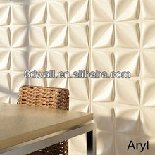 embossed Bamboo material bedroom wallpaper paint