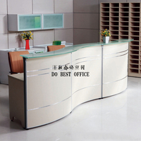 Office Salon Reception Desk/counter Table/front Desk
