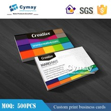 custom design company business card <strong>printing</strong> for sale