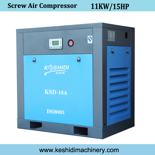 Spray Painting With A Compressor Part - 47: 11kw Electric Spray Painting Rotary Screw Air Compressor - Buy Rotary Screw  Air Compressor,Spray Painting Air Compressor,Electric Air Compressor  Product On ...