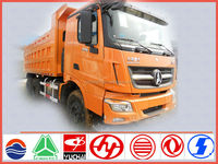 Dump truck factory direct sale for Beiben V3 6*4 25 ton truck tippers sale in tata