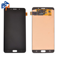 Mobile Phone Parts Full LCD Complete LCD Touch Screen Digitizer Assembly For Samsung Galaxy A9 A910