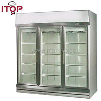display convenience store refrigerators for flowers