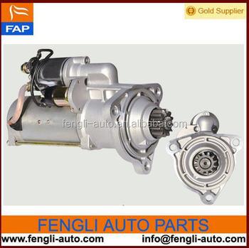 0001241007 daf truck engine starter motor for sale buy for Starter motor for sale