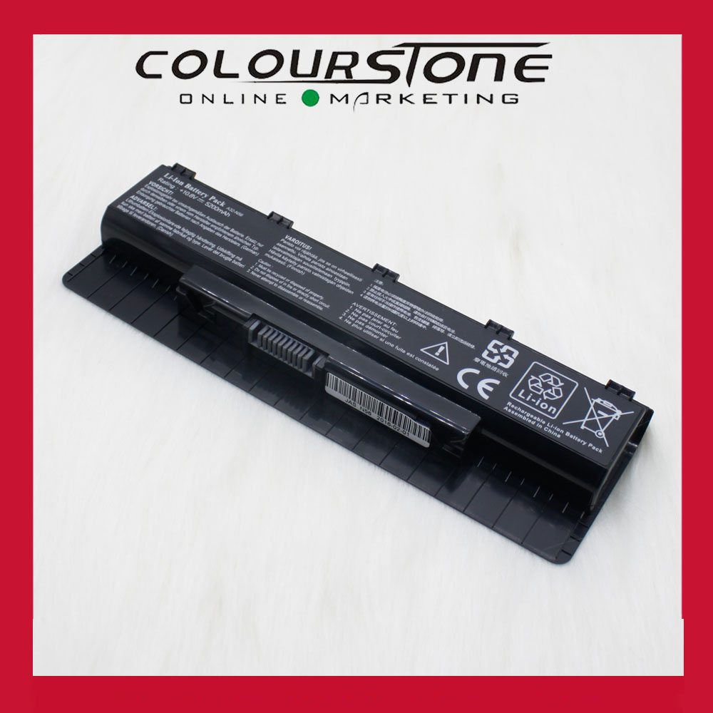 Replacement Laptop Battery Pack for Asus N46 N46V N56 N56V N56VJ N56VZ N76 N76V A31-N56 A32-N56 A33-N56 notebook battery