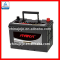 Maintenance Free Car Battery MF75D31R 12V75AH