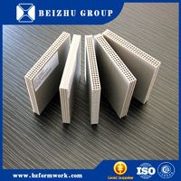 alibaba con clear plastic wall panel formwork foundation for building company