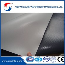 clear pvc roll pvc roofing waterproof membrane