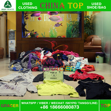 hot 2016 second hand items used garment style,free used clothes