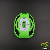 outdoor bluetooth wireless speaker solor power (Green)