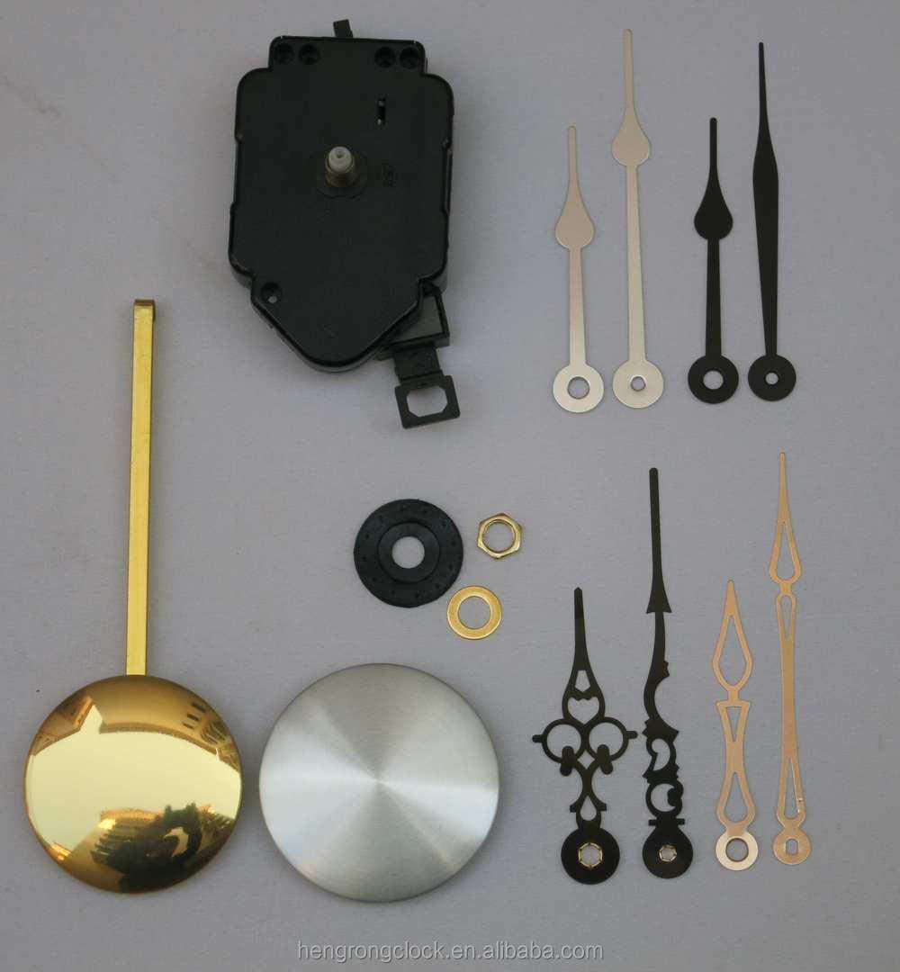 Meccanismo per orologio a pendolo - Como hacer un reloj de pared ...