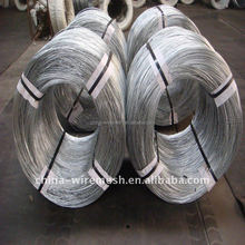 specialized produce High Tensile Galvanized Oval Steel Wire(factory)