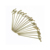 Wholesale decorative bamboo knot skewers for food/dishes