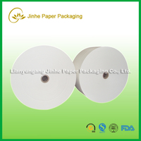 170g wood pulp raw materials for paper cups