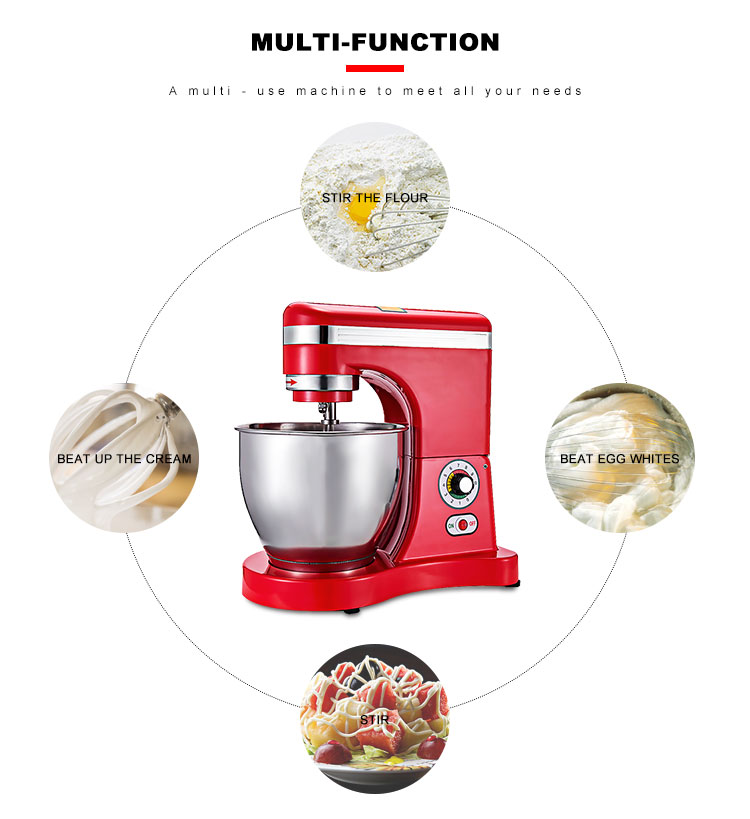 Most Popular Commercial Electric Milk Stand Kitchen Food Mixer