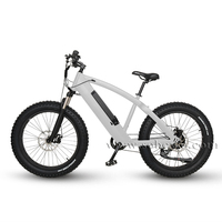 Sobowo Q7 2016 New Style 500W cheap motorized bicycle