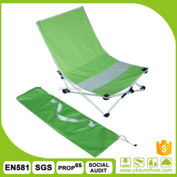Outdoor portable folding beach chair, foldable patio chair, Outdoor garden chair
