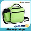 Outdoor fitness insulated Green picnic cool bag