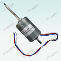 TEC4260 3000rpm brushless and 12v dc motor
