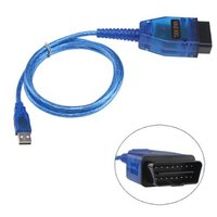 VAG-COM KKL 409.1 USB Interface diagnostic cable for AUDI & Volkswagen - OBD2 / OBDII
