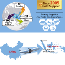 Cheap air freight cargo forwarder shipping service from china to indonesia surabaya jakarta medan