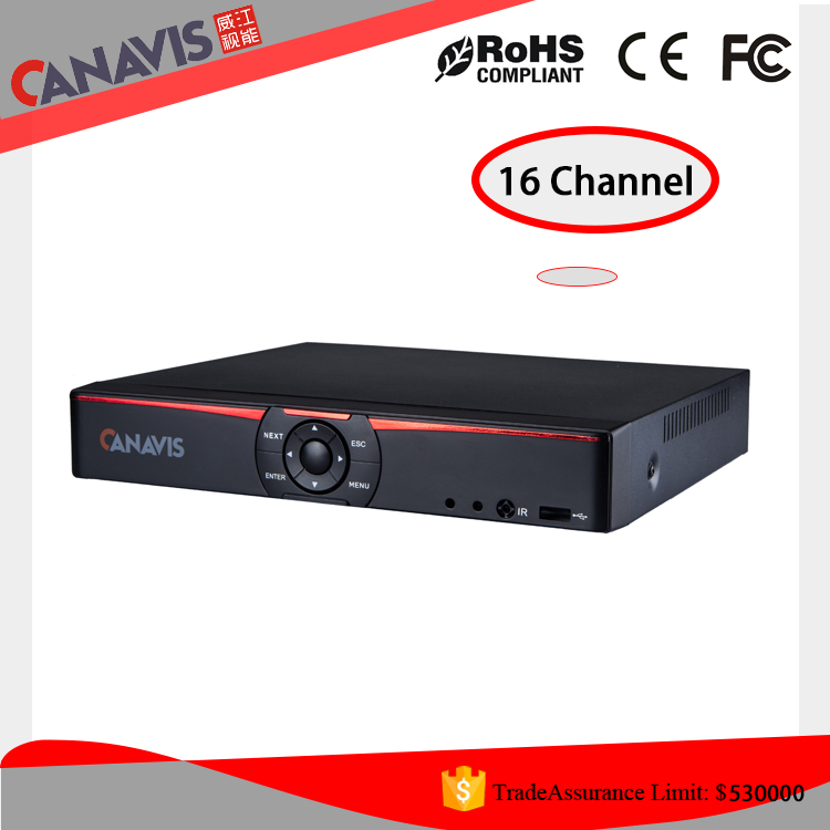CCTV Manufacturer !!! DVR Security Camera System Free Client Software Hard-drive storage1080p HDMI 16channel h.264 DVR