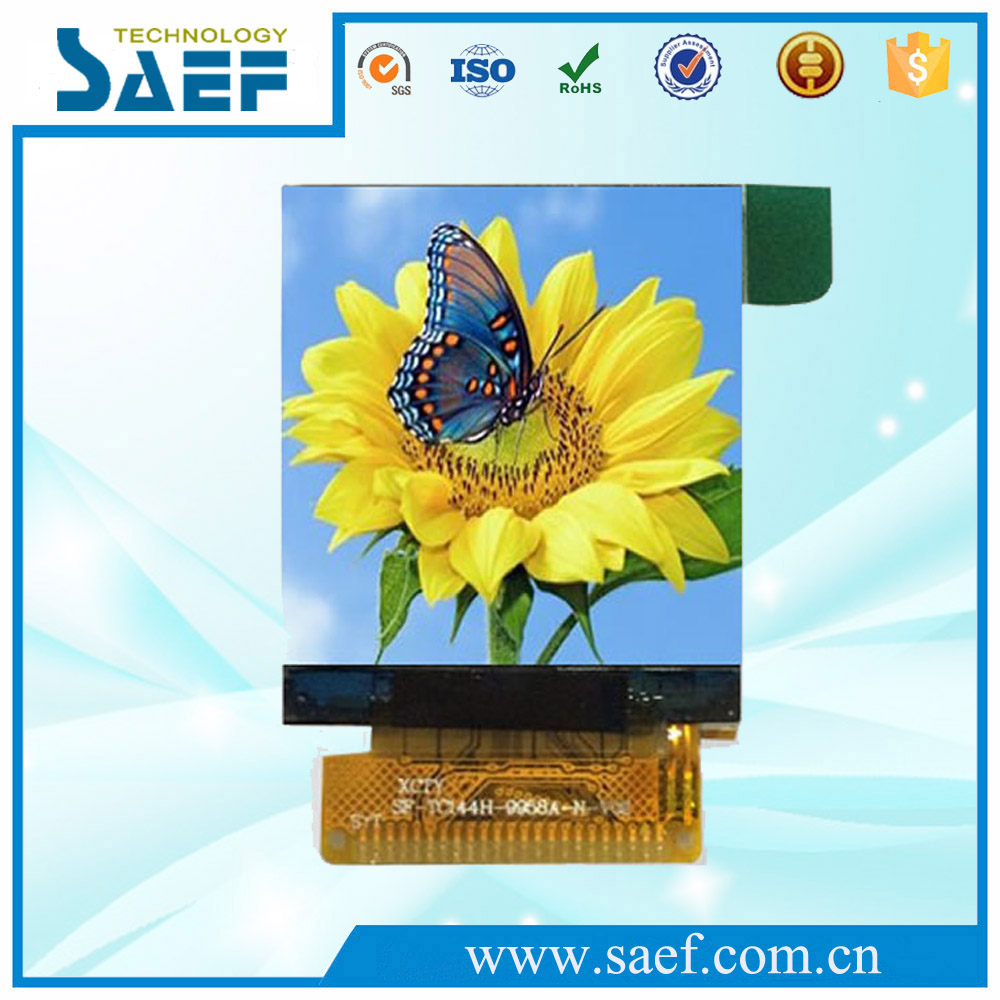 1.44 inch SPI TFT 128x128 tft lcd display module ST7735S without touch screen
