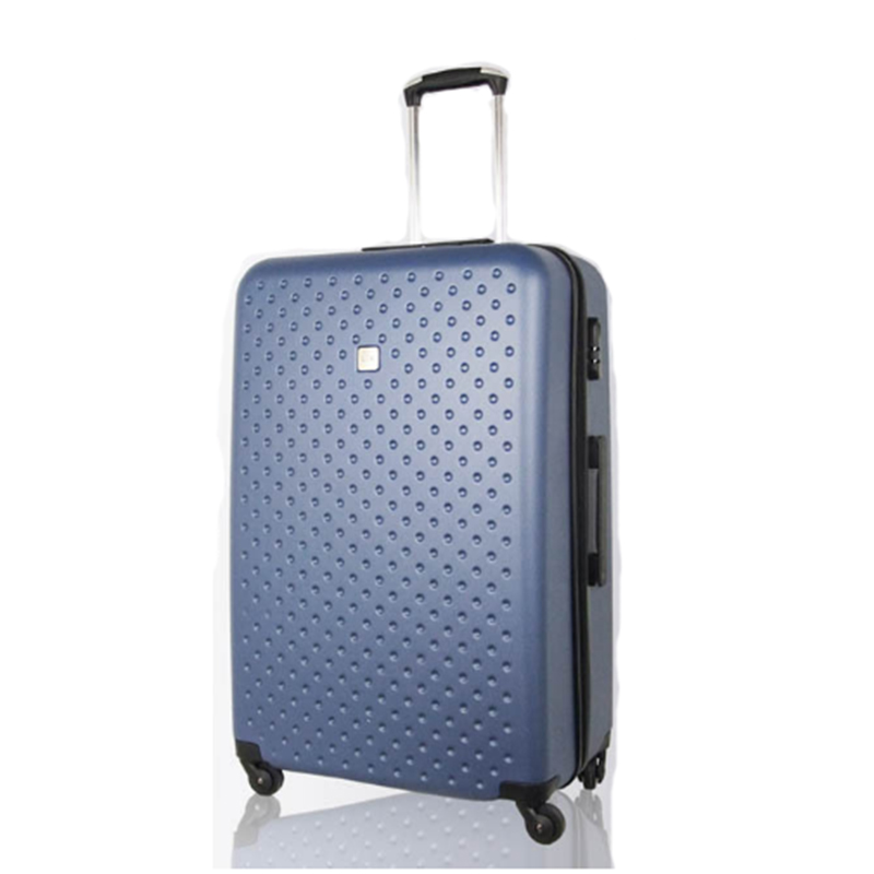 Best price 3 sizes ABS Luggage for Audlt, customized color and Logo