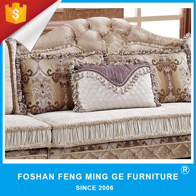 Hoge kwaliteit moderne stijl stof sofa set ontwerpen voor ...