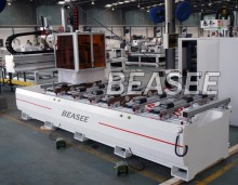 BEST SALE--BYS-3 PTP WORK CENTER--CNC MACHINERY WOODWORKING--BEASEE cutting nesting carving machinery machine
