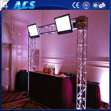 Cheap Used Aluminum Truss for Events/Weddings/Concerts Using