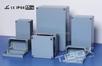 TIBOX IP67 Cast aluminum electrical junction meter box and enclosures