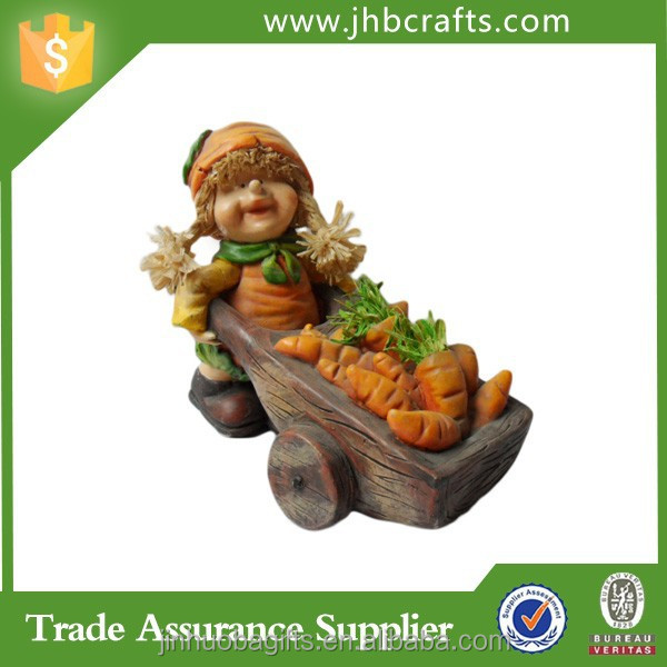 Carrot Life Size Resin Statues,Gnomes Mini