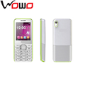 Dual SIM Card 2.4 Inch Screen Quad Band GSM cheap 2g mobile phone Tank 2 T192