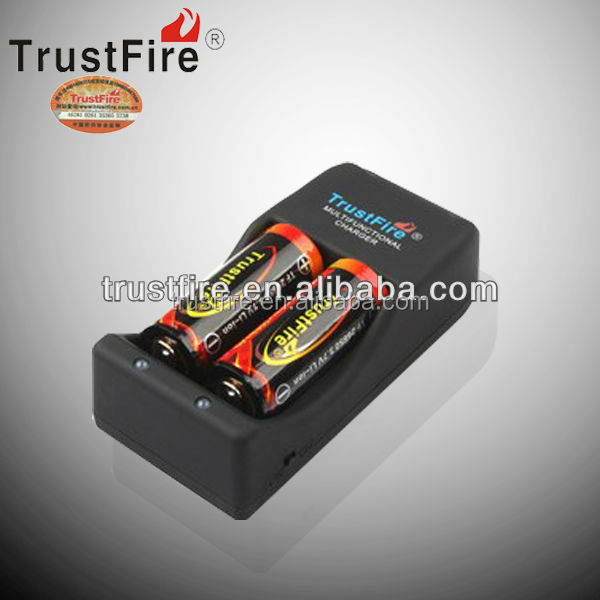 TrustFire TR-006 Multifuctional Fast Battery Charger 18650 26650 10440 14500 16340 17670 18500 25500 18350 li ion battery