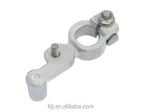 auto electrical Tin plated positive and negative forging car battery terminals clam