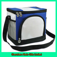 600D polyester insulated personal Lunch Bag