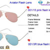 High Quality Glasses Polarized Metal Unisex