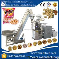 Automatic Dry Snacks Food Packaging Machine