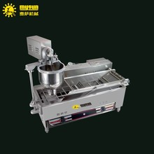 Industrial Donut Fryers Mix Making Machine Made In China Sweet Doughnut Production Line
