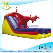 Hansel Dinosaur Theme Inflatable Fun city For Outdoor Inflatable Children Games