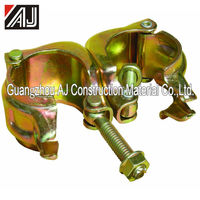 High quality good price en74 scaffolding swivel coupler