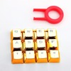 DIY Doubleshot Gold Key Cap For