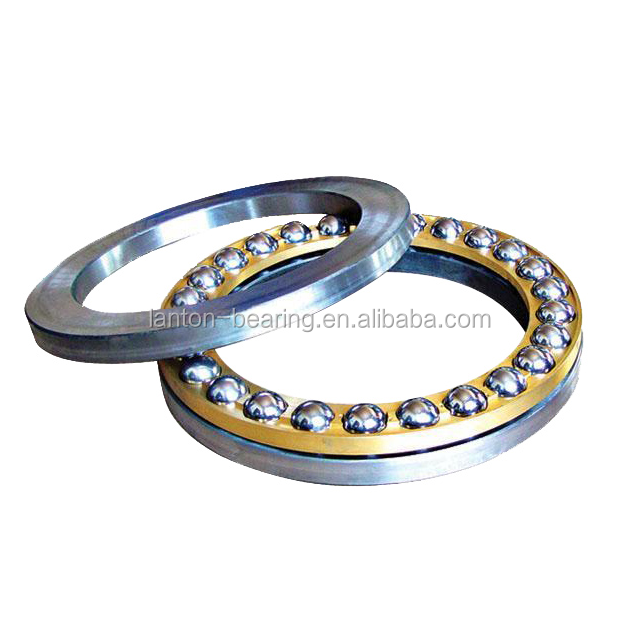 Thrust ball bearing 51216 high precision ball bearings lifting hook, standing water pump, and standing off