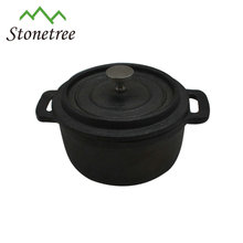 Chinese hot sales steel cooking pots mini cooking pot