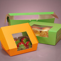 nicely safely wholesale bakery boxes