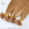 Big Sale remy super Italian glue alibaba double drawn virgin Vietnam wholesale U tip hair extension