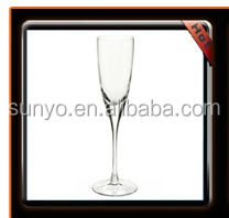 Fancy Crystal Coupe Champagne Glass